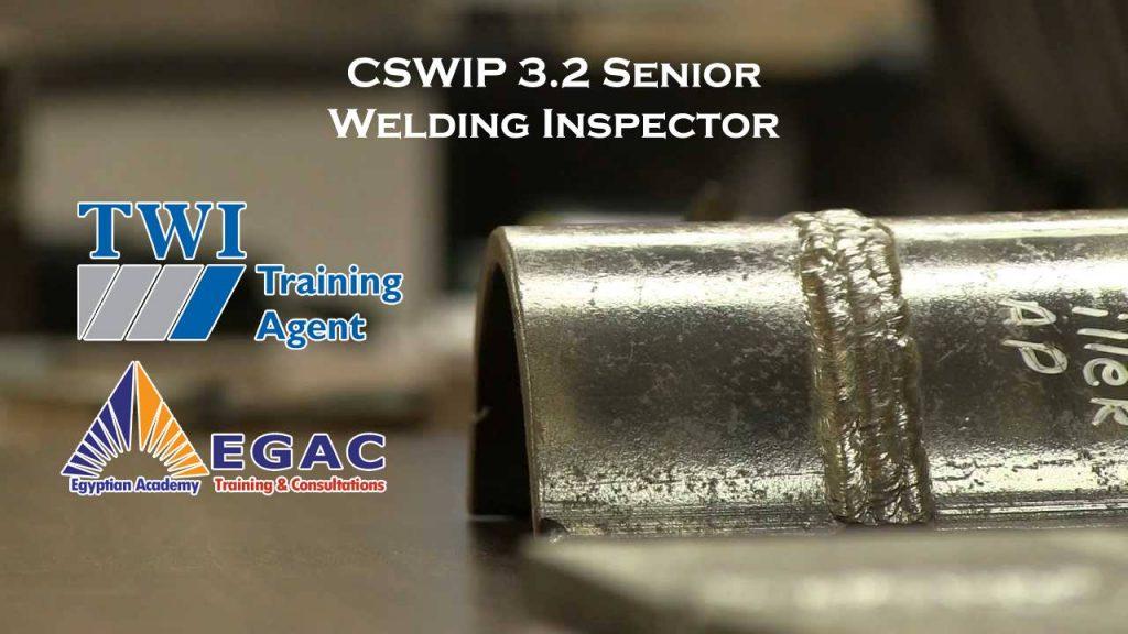 CSWIP Senior Welding Inspector